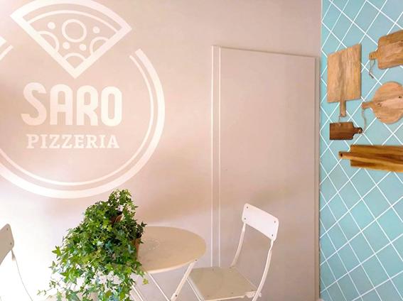 Pizzería Saro