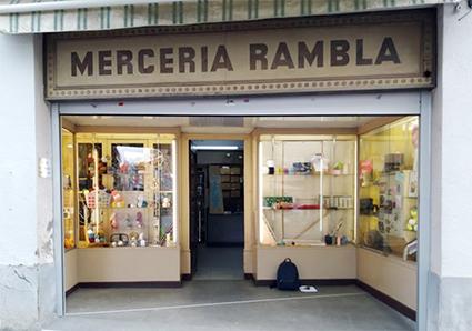 Mercería Rambla